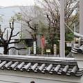 一心寺(大阪市天王寺区)より安居神社