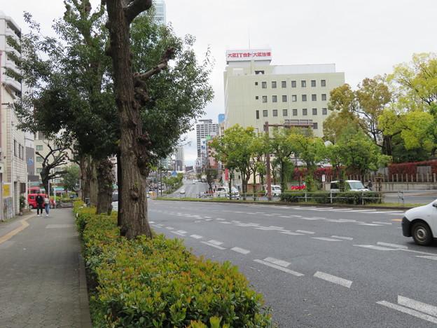 茶臼山本陣・岡山本陣間大空堀跡(天王寺区~生野区)