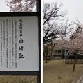 Photos: 19.04.10.北畠顕家之墓(大阪市阿倍野区)