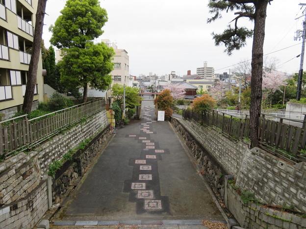 阿部野神社(大阪市阿倍野区)西参道