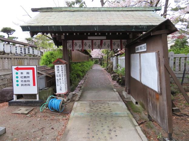 阿部野神社(大阪市阿倍野区)