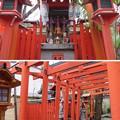 阿部野神社(大阪市阿倍野区)白姫大明神(土の宮)