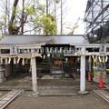 阿部野神社(大阪市阿倍野区)祖霊社・勲の宮