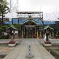 Photos: 阿部野神社(大阪市阿倍野区)拝殿