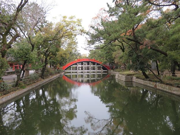 住吉大社(大阪市住吉区)反橋