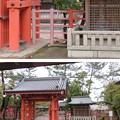 Photos: 住吉大社(大阪市住吉区)石舞台