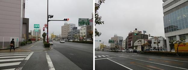 木津砦(大阪市西成区)出城東交差点
