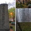 河村瑞賢紀功碑(大阪市西区)