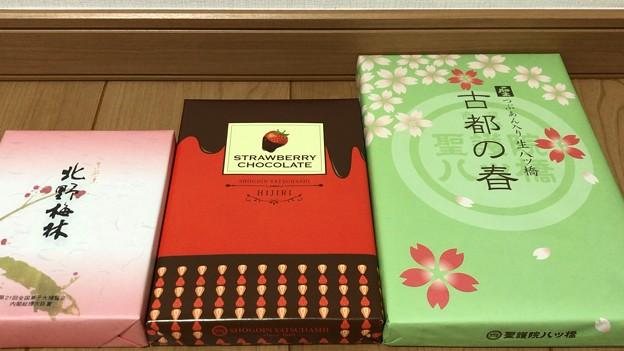 Photos: 京みやげ