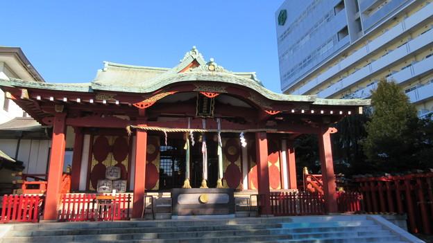 15.12.01.穴守稲荷神社(羽田)拝殿