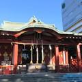 Photos: 15.12.01.穴守稲荷神社(羽田)拝殿