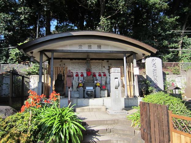 泰叡山瀧泉寺 目黒不動尊(目黒区)精霊堂