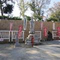 Photos: 泰叡山瀧泉寺 目黒不動尊(目黒区)微笑観世音菩薩