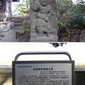 葛西神社(葛飾区)鍾馗石像