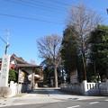 葛西神社(葛飾区)西参道