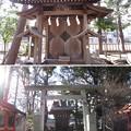 葛西神社(葛飾区)金町招魂社