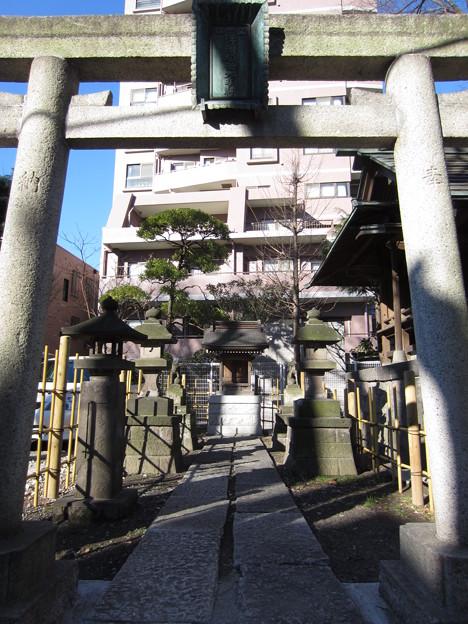 亀有香取神社(葛飾区)浮洲稲荷