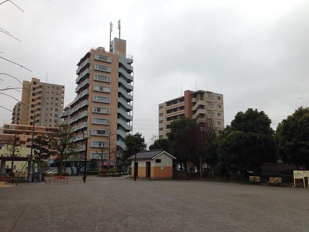 葛西城(葛飾区青戸)葛西城址公園