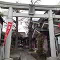 青砥神社(葛飾区青戸)