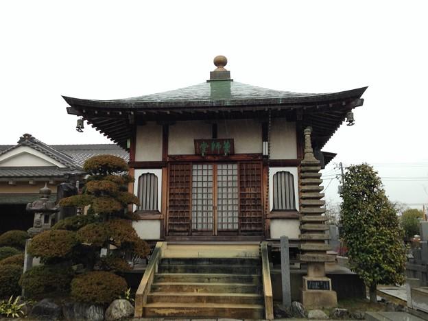 観音寺(葛飾区青戸)薬師堂