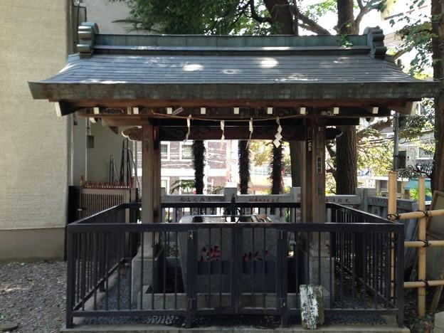 高円寺氷川神社(杉並区)