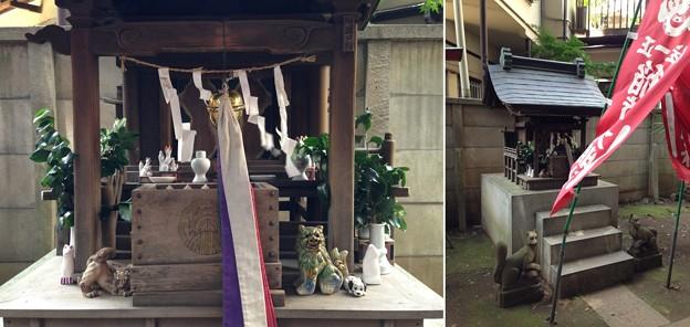 高円寺氷川神社(杉並区)稲荷様