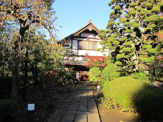 祥雲寺(広尾5丁目)本堂