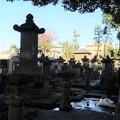祥雲寺(広尾5丁目)福岡藩・秋月藩・直方藩黒田家墓所