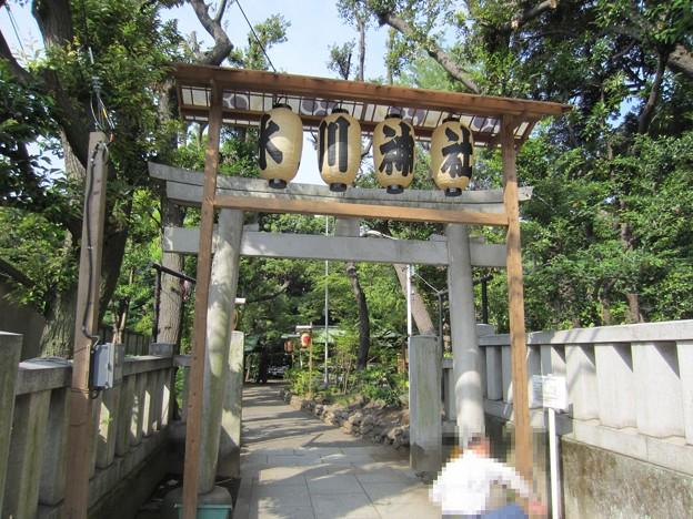 渋谷氷川神社 (渋谷区東)