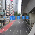 Photos: 渋谷駅東口交差点歩道橋より(渋谷2丁目)東。六本木通り・3号渋谷線