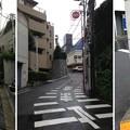 榎坂 瑞円寺参道(千駄ヶ谷2丁目)