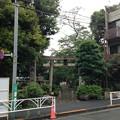 Photos: 鳩森八幡神社(千駄ヶ谷八幡神社。渋谷区)東南鳥居