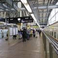 Photos: 金沢駅新幹線ホーム(石川県)