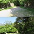 Photos: 金沢城(石川県営 金沢城公園)本丸付段より
