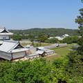 Photos: 金沢城(石川県営 金沢城公園)本丸戌亥櫓より