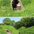 Photos: 金沢城(石川県営 金沢城公園)明治期掘削トンネル