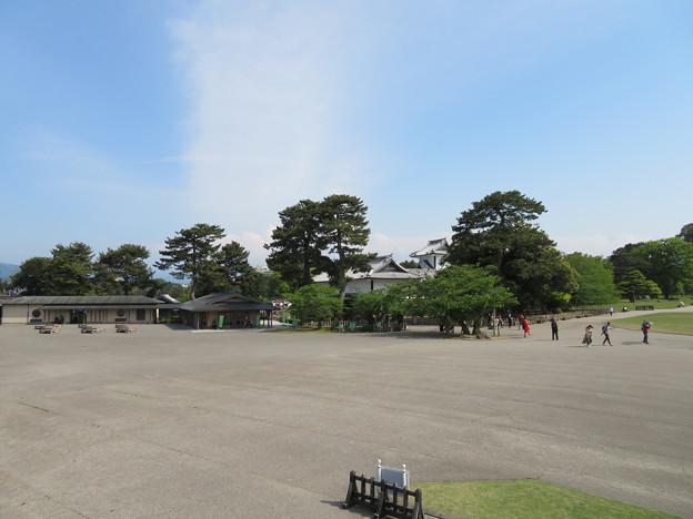 金沢城(石川県営 金沢城公園)三の丸
