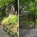 Photos: 兼六園(金沢市)廣坂 ・旧津田玄蕃屋敷前