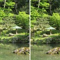 Photos: 兼六園(金沢市)瓢池・海石塔