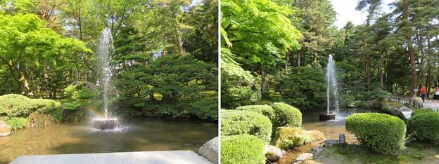 兼六園(金沢市)噴水