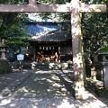 尾山神社(金沢市)金谷神社