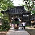 Photos: 中村神社(金沢市)金沢城二の丸 舞楽殿