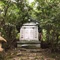 加賀藩前田家墓所(金沢市 野田山墓地)利家6男 前田利貞墓