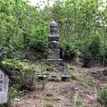 加賀藩前田家墓所(金沢市 野田山墓地)利家5女 前田豪墓