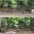 加賀藩前田家墓所(金沢市 野田山墓地)5代前田綱紀墓