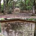 加賀藩前田家墓所(金沢市 野田山墓地)3代前田利常墓