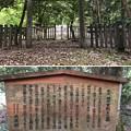 加賀藩前田家墓所(金沢市 野田山墓地)10代前田重教墓