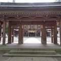 白山比咩神社(白山市)神門