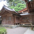 白山比咩神社(白山市)神饌所