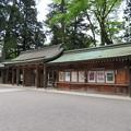 Photos: 白山比咩神社(白山市)神門